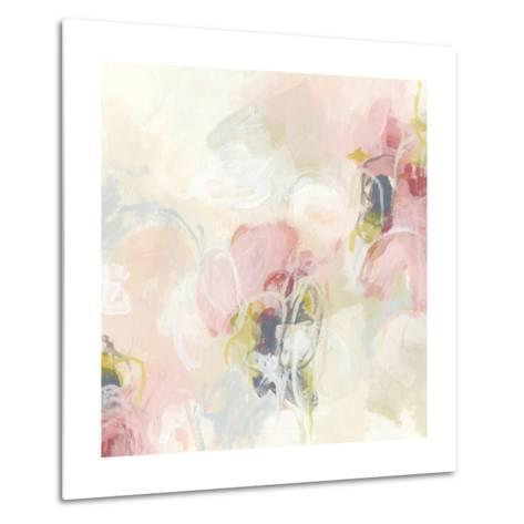 Cherry Blossom II-June Vess-Metal Print
