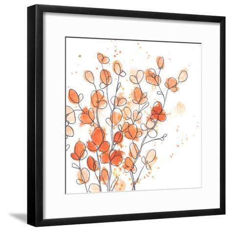 Posy Pop IV-June Vess-Framed Art Print