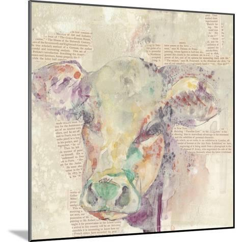 Farm Collage II-Jennifer Goldberger-Mounted Art Print