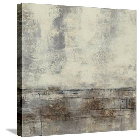 Neutral Plane II-Jennifer Goldberger-Stretched Canvas Print