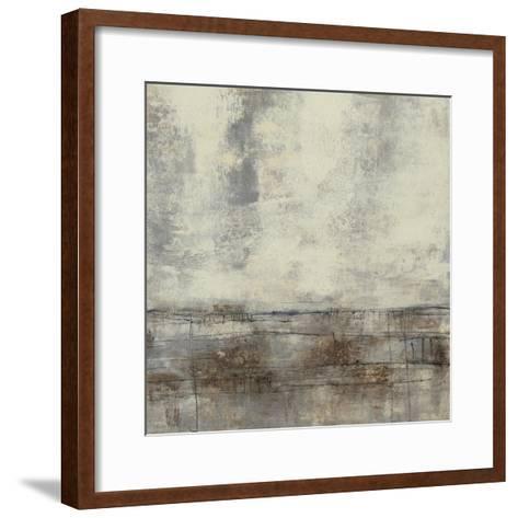 Neutral Plane II-Jennifer Goldberger-Framed Art Print