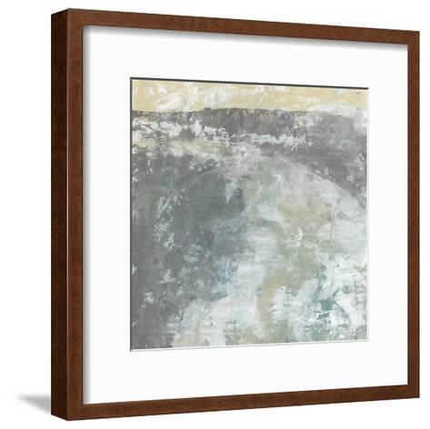 Pensive Neutrals I-Karen Suderman-Framed Art Print