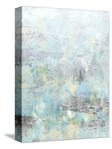 Cerulean Reflections II-Naomi McCavitt-Stretched Canvas Print