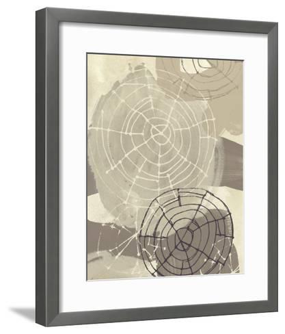 Spiral Gesture I-June Vess-Framed Art Print