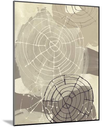 Spiral Gesture I-June Vess-Mounted Art Print