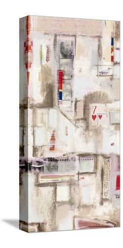 Plans Four I-Nikki Galapon-Stretched Canvas Print