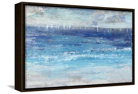 Sailing Afar I-Tim OToole-Framed Canvas Print