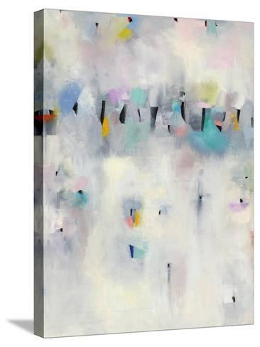 Procession II-Nikki Galapon-Stretched Canvas Print