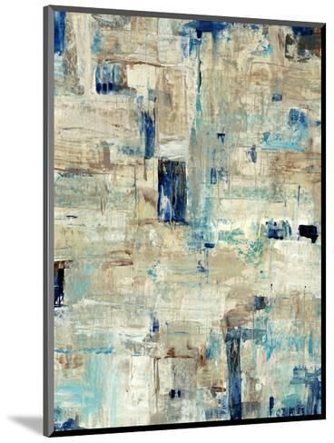 Aqua Separation II-Tim OToole-Mounted Art Print