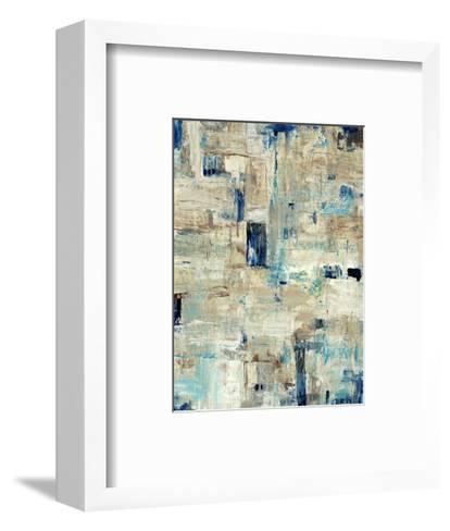 Aqua Separation II-Tim OToole-Framed Art Print