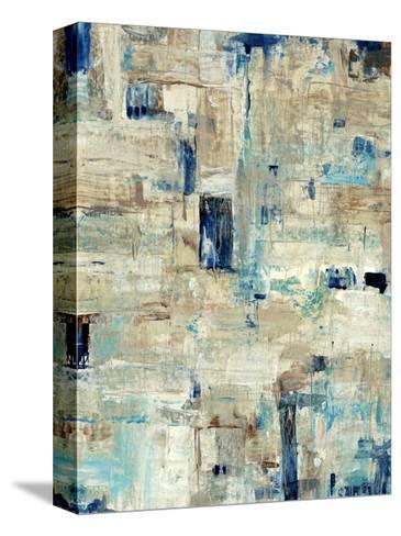 Aqua Separation II-Tim OToole-Stretched Canvas Print