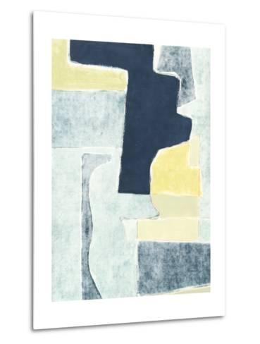 Blue Note V-Rob Delamater-Metal Print