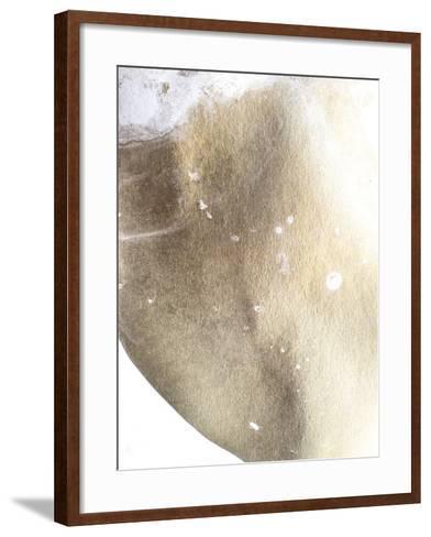 Gold Fusion III-Julia Contacessi-Framed Art Print