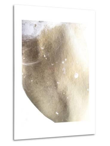 Gold Fusion III-Julia Contacessi-Metal Print