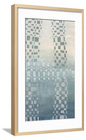 Beyond Atlantic II-Vanna Lam-Framed Art Print