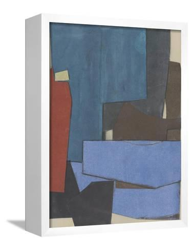 Journeyman's Papers III-Rob Delamater-Framed Canvas Print