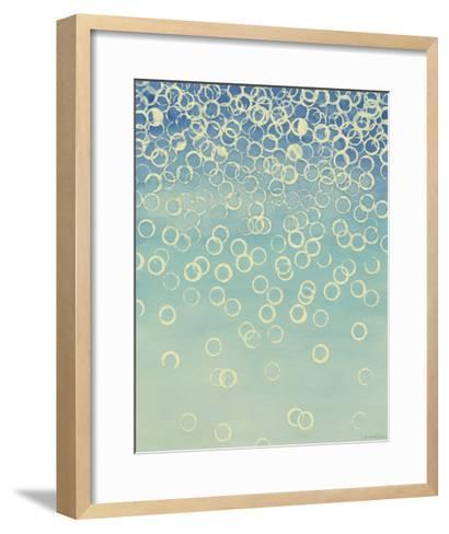 Faded Axioms II-Vanna Lam-Framed Art Print