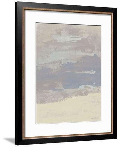 Mute Outpost II-Vanna Lam-Framed Art Print
