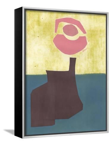 Alicante #2-Rob Delamater-Framed Canvas Print