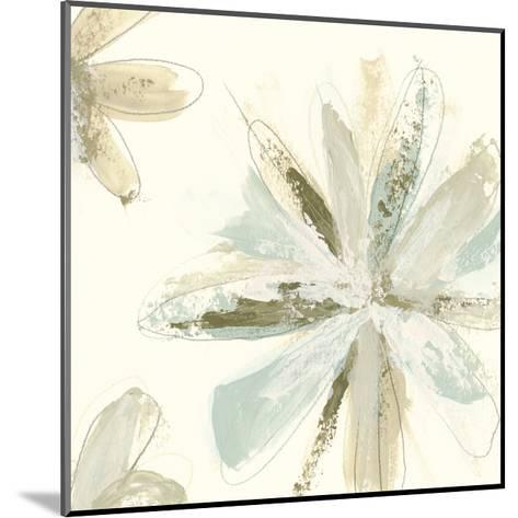 Floral Impasto II-June Vess-Mounted Art Print