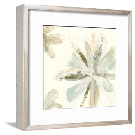 Floral Impasto II-June Vess-Framed Art Print
