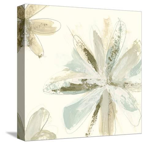 Floral Impasto II-June Vess-Stretched Canvas Print