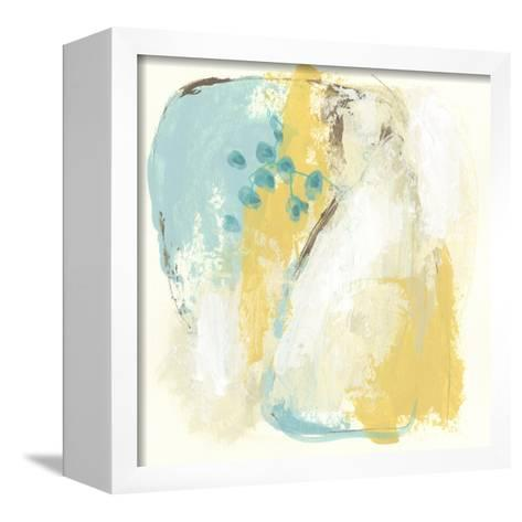 Diadem II-June Vess-Framed Canvas Print