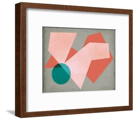 Grey Sunshine I-Sharon Chandler-Framed Art Print