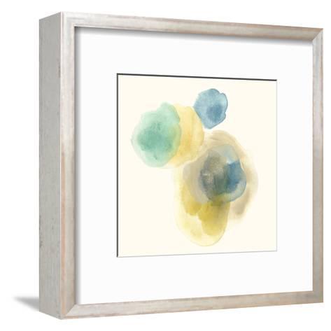 Fluid Geology III-June Vess-Framed Art Print