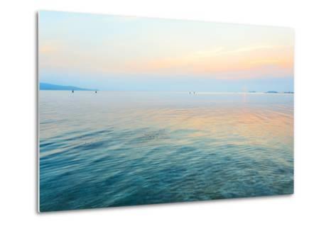 Kayaking in Thailand-Olena Serditova-Metal Print