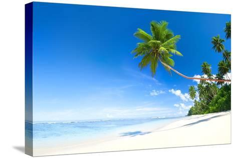 Beach-Rawpixel-Stretched Canvas Print