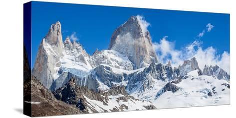Los Glaciares National Park, One of Patagonia's Premier Traveler Magnets, Argentina-Maciej Bledowski-Stretched Canvas Print