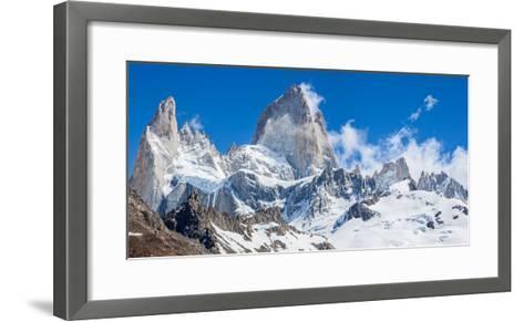 Los Glaciares National Park, One of Patagonia's Premier Traveler Magnets, Argentina-Maciej Bledowski-Framed Art Print