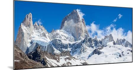 Los Glaciares National Park, One of Patagonia's Premier Traveler Magnets, Argentina-Maciej Bledowski-Mounted Photographic Print