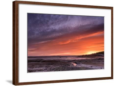 Northam Burrows First Light-Terry Mathews-Framed Art Print