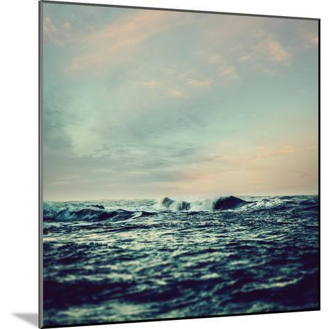 Sea Surf- Icollection-Mounted Photographic Print