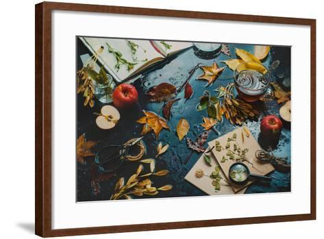 Autumn Inside-Dina Belenko-Framed Art Print