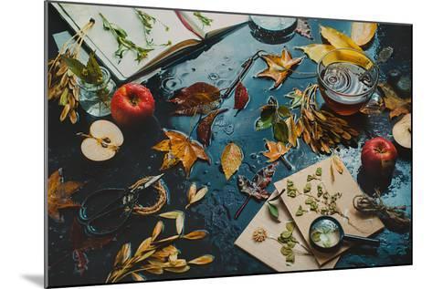 Autumn Inside-Dina Belenko-Mounted Photographic Print
