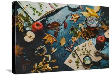 Autumn Inside-Dina Belenko-Stretched Canvas Print