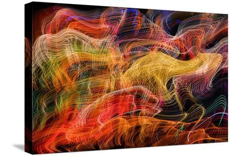 Light Show 3-Heidi Westum-Stretched Canvas Print