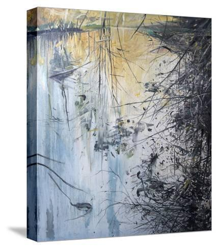Overhanging Branches, 2012-Calum McClure-Stretched Canvas Print