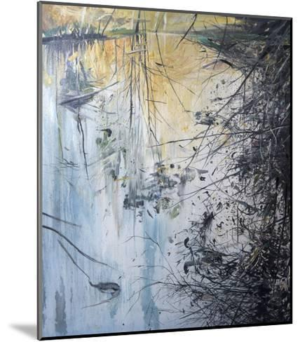 Overhanging Branches, 2012-Calum McClure-Mounted Giclee Print