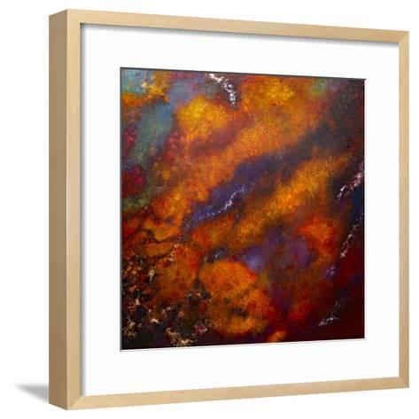 Oxidation II, 2016-Lee Campbell-Framed Art Print