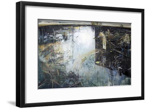House Refection, 2012-Calum McClure-Framed Art Print