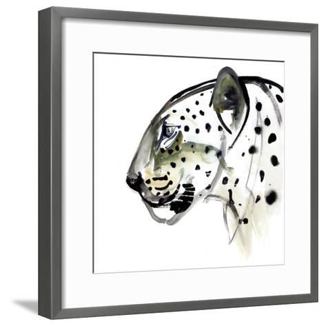 Perfect Profile, 2015-Mark Adlington-Framed Art Print