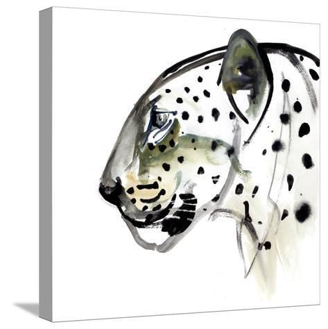 Perfect Profile, 2015-Mark Adlington-Stretched Canvas Print