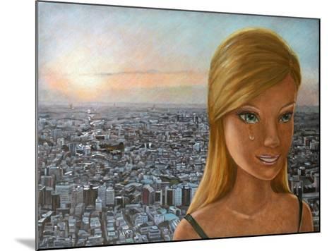 Barbie in Twilight, 2012-Emiko Aida-Mounted Giclee Print