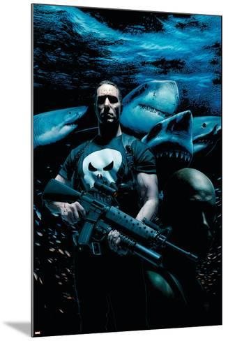 Marvel Extreme Style Guide: Punisher--Mounted Art Print