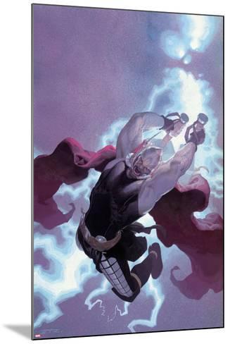 Thor: God of Thunder #11 Cover: Thor-Esad Ribic-Mounted Art Print