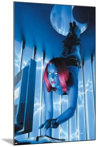 Mystique No.18 Cover: Mystique--Mounted Art Print